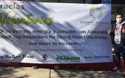 Volunteer Alexandria Presents Awards to Residents